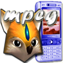 Bluefox 3GP MPEG Converter icon