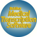 Enhilex Medical Transcription Software icon