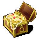 Treasures Island Screensaver icon
