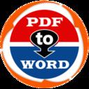 Tweak PDF To Word icon
