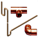 Saravel Refrigerant Pipe Sizing icon