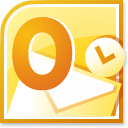Microsoft Outlook Personal Folders Backup icon