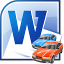 MS Word Bill of Sale For Car Template Software icon
