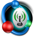 Atomic Blue Sender icon