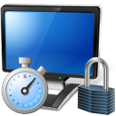 Automatically Lock Computer Software icon