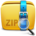 Search Inside Zip Files Software icon