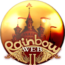 Rainbow Web icon