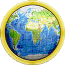 Explore the World icon