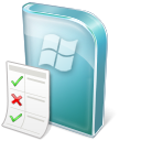 Microsoft Windows Vista Upgrade Advisor icon