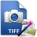 TIFF To JPG Converter Software icon
