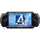 ALLConverter to PSP icon