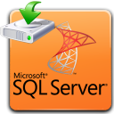 MS SQL Server Upload or Download Binary Data Software icon
