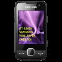 Samsung GT-S5603 Wallpaper Creator icon