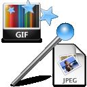 GIF To JPG Batch Converter Software icon