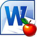 MS Word Teacher Lesson Plan Template Software icon