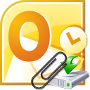 Outlook Download Multiple Attachments Software icon