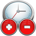 Countdown Remaining Time or Count Elapsed Time Software icon