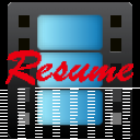 Multimedia Resume Maker icon