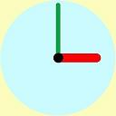 Quick Clock Quizzer icon