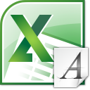 Excel Change Font Size and Style In Multiple Files Software icon
