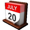 Tray Calendar icon