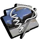 CleVR Stitcher icon