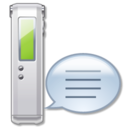 Sony Digital Voice Editor icon