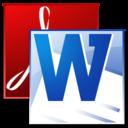 PDF TO WORD icon