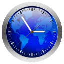 Crave World Clock Pro icon
