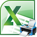 Excel Print Multiple Files Software icon