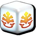 Mahjongg Dimensions Deluxe icon