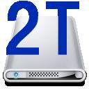 2Tware Mount Disk Image 2012 icon