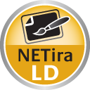 NETira Label Designer icon
