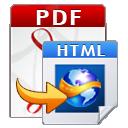 Kvisoft PDF to HTML icon