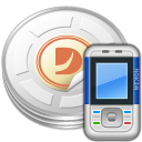 Daniusoft DVD to Nokia Suite icon