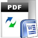 MajorWare Pdf To Word Converter icon