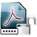 Recover PDF Password icon