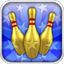 Gutterball Golden Pin Bowling icon