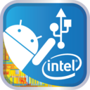 Intel Android device USB driver icon