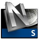 Autodesk Navisworks Simulate 2013 icon