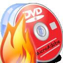 DVD CD Burner icon