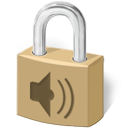 Sound Lock icon