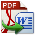 iSkysoft PDF to Word icon