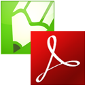 FoxPDF CorelDraw to PDF Converter icon