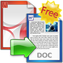 FM PDF To Word Converter Free icon