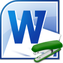 MS Word Join Multiple Documents Software icon