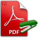 Join Multiple PDF Files Into One Software icon
