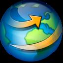 ArcGIS Explorer Desktop Projection Engine Expansion Pack icon