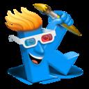 Kid Pix 3D icon