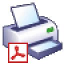 PixelPlanet PdfPrinter icon